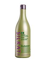 Активный шампунь для  профилактики выпадения волос  BES SILKAT BULBOTON C1 (1000 мл)