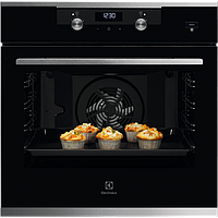 Встраиваемая духовка с функцией паровой печи Electrolux KODEH70X, фото 1
