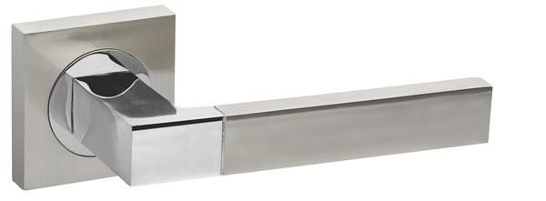 Ручки дверні Fuaro ETHNO матовий нікель/хром