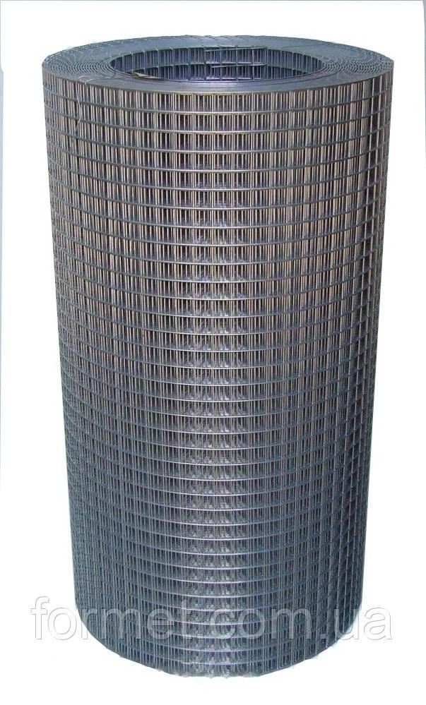 Сетка сварная 25*12*1,4 цинк (1*15м)