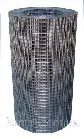 Сетка сварная 25*12*1,4 цинк (1*15м), фото 2