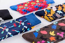 """Темно-синие мужские носки """"Лесоруб"""" от Friendly Socks, фото 3"""
