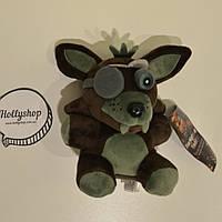 Мягкая игрушка Пять ночей с Фредди аниматроник Фантом Фокси 18см