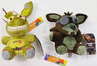 Мягкая игрушка Пять ночей с Фредди аниматроник Фантом Фокси 18см, фото 2