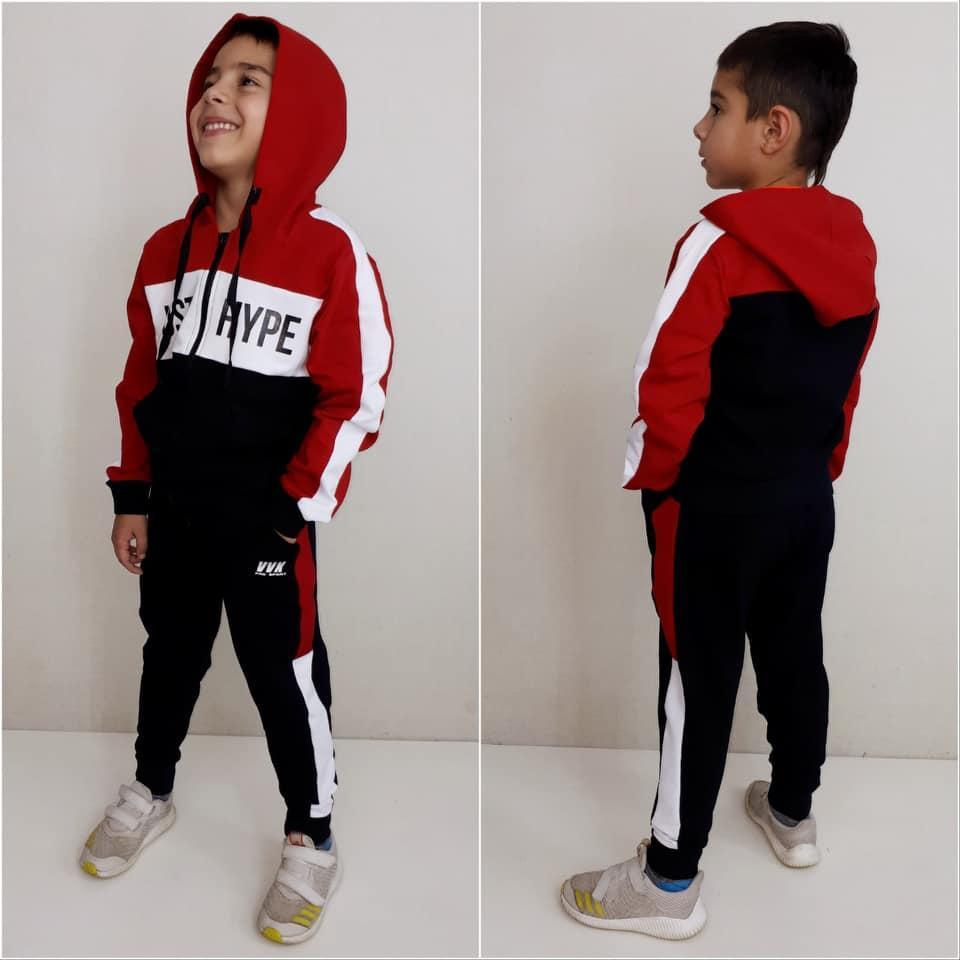 """Cпортивный костюм """"JUST HYPE""""  на мальчиков, подростков"""