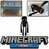 Іграшка Мандрівник Краю Minecraft Enderman в пластиковому боксі
