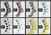 Набор Носков HUF-5 пар - В Стильной Коробке - КОРОТКИЕ, низкие с листом конопли (Набір шкарпеток, фото 3