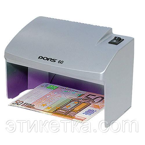 Детектори валют Dors 60