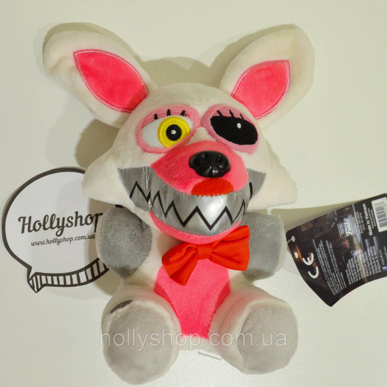 Мягкая игрушка Пять ночей с Фредди аниматроник Mangle Мангл 18см
