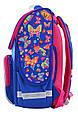 555908 Яркий каркасный рюкзак Smart PG-11 Butterfly dance 26*34*14 , фото 2