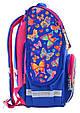 555908 Яркий каркасный рюкзак Smart PG-11 Butterfly dance 26*34*14 , фото 3