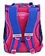 555908 Яркий каркасный рюкзак Smart PG-11 Butterfly dance 26*34*14 , фото 4