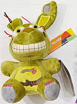 Мягкая игрушка Пять ночей с Фредди аниматроник - Спрингтрап Springtrap 18см, фото 3