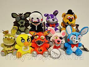 Мягкая игрушка Пять ночей с Фредди аниматроник - Chica Чика 18см, фото 3