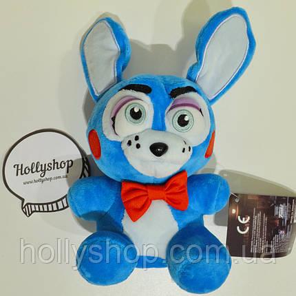 Мягкая игрушка Пять ночей с Фредди аниматроник - Той Бонни 18см, фото 2