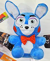 Мягкая игрушка Пять ночей с Фредди аниматроник - Той Бонни 18см, фото 3