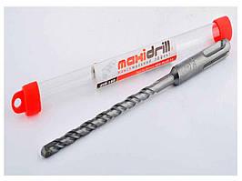 Бур для бетону SDS-PLUS S4 8 - 400 мм 208-400 ТМMAXIDRILL