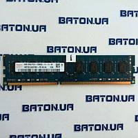 Оперативная память Hynix DDR3 4Gb PC3 12800U 1600Mhz, Samsung Nanya