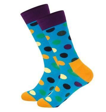 Мужские носки в горох Friendly Socks