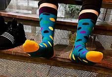 Мужские носки в горох Friendly Socks, фото 2