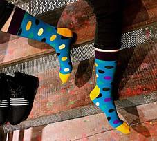Мужские носки в горох Friendly Socks, фото 3