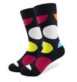 Мужские носки в большой  горох Friendly Socks