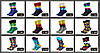Черные мужские носки в горох Friendly Socks, фото 4