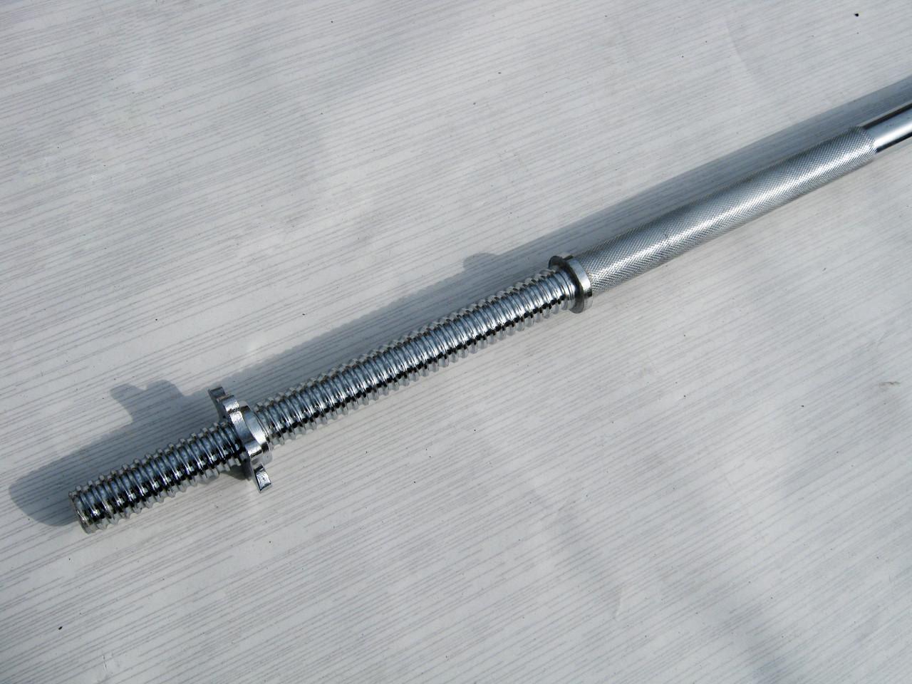 Гриф для штанги прямой 1,7 м, 25 мм