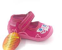 Текстильные туфли для девочки Viggami Misia р. 19, 21