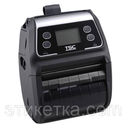 Мобильный принтер чеков-этикеток TSC Alpha-4L