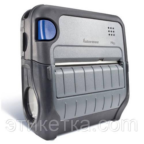 Мобильный принтер чеков Honeywell (Intermec) PB51