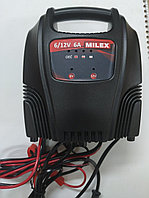 Интеллектуальное зарядное устройство Milex PA-61260 6А 6-12V импульсное автоматическое