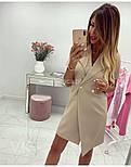 Женское платье-пиджак (в расцветках), фото 4