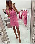 Женское платье-пиджак (в расцветках), фото 3