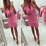 Женское платье-пиджак (в расцветках), фото 6