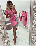 Женское платье-пиджак (в расцветках), фото 7