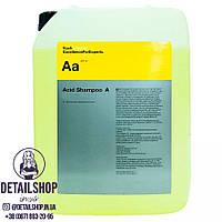 Koch Chemie Acid Shampoo A шампунь для керамических лаков и покрытий 1 литр