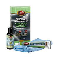 Для полировки и нанозащиты металла AUTOSOL® Nano Metal Polish & Protection Kit ar. 01 000009