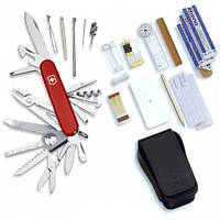 Швейцарский нож Victorinox Sos-Set нож 91 мм Красный (1.8810)