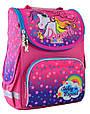 555902 Яркий каркасный рюкзак Smart PG-11 Unicorn 26*34*14, фото 2