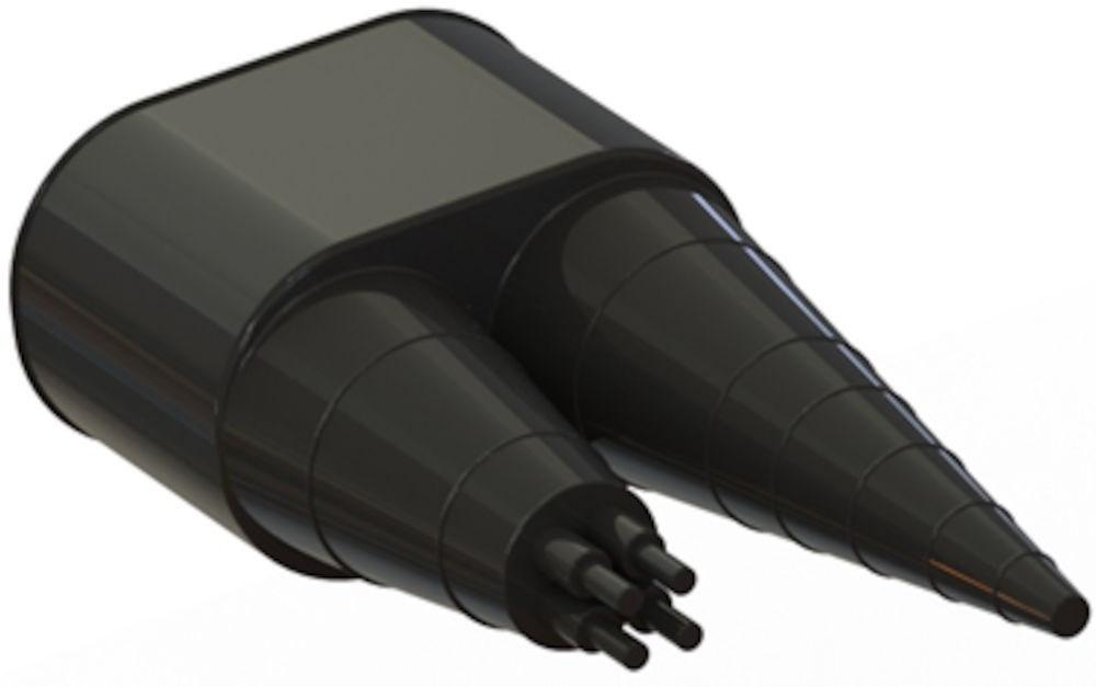 Уплотнитель VILPE Solar 4-60мм