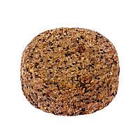 Халва соняшникова з горішками та родзинками. Без цукру. RAW (150 г)