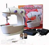 Мини швейная машина 4-в-1(mini sewing machine).