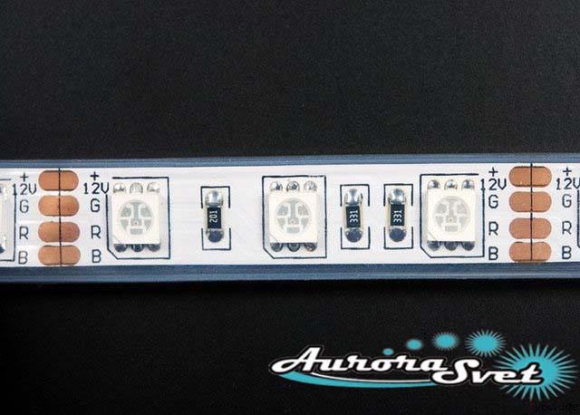 Премиум Светодиодная лента SMD RGB. Освещение помещений. LED освещение. Профессиональное освещение.