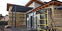 Фасадная декоративная штукатурка под бетон TamirArt Concrete, фото 1