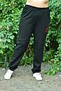 Женский спортивный костюм в больших размерах с кофтой на молнии и штанами на манжетах 10ba2084, фото 4