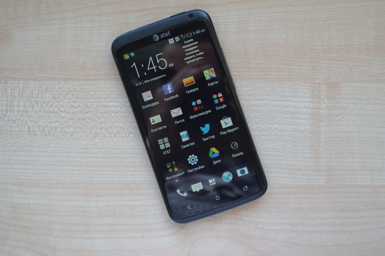 Смартфон HTC One X Black 16Gb Оригинал!