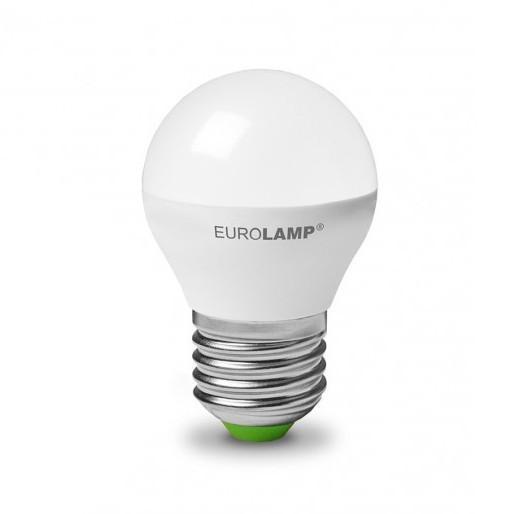 "LED Лампа Eurolamp ЕCО серия ""P"" G45 5W E27 3000K"