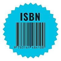 ISBN друкованим виданням & ebook's