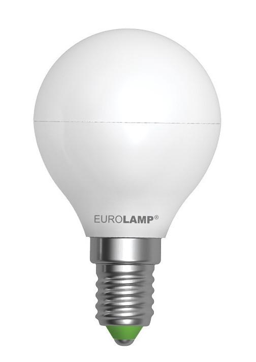 "LED Лампа Eurolamp ЕCО серия ""P"" G45 5W E14 4000K"